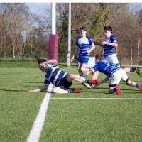 Midleton On the Double In Mungret Cup