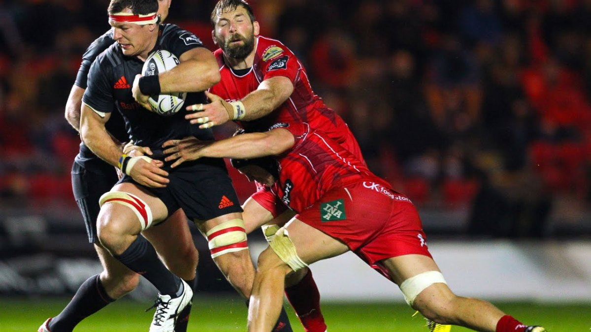 Munster V Scarlets Preview: The Last Stand