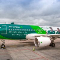 Watch As 'Fields Of Athenry' Rings Out On Aer Lingus Flight To Edinburgh