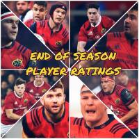 Definitive Munster Player Ratings 2016/2017