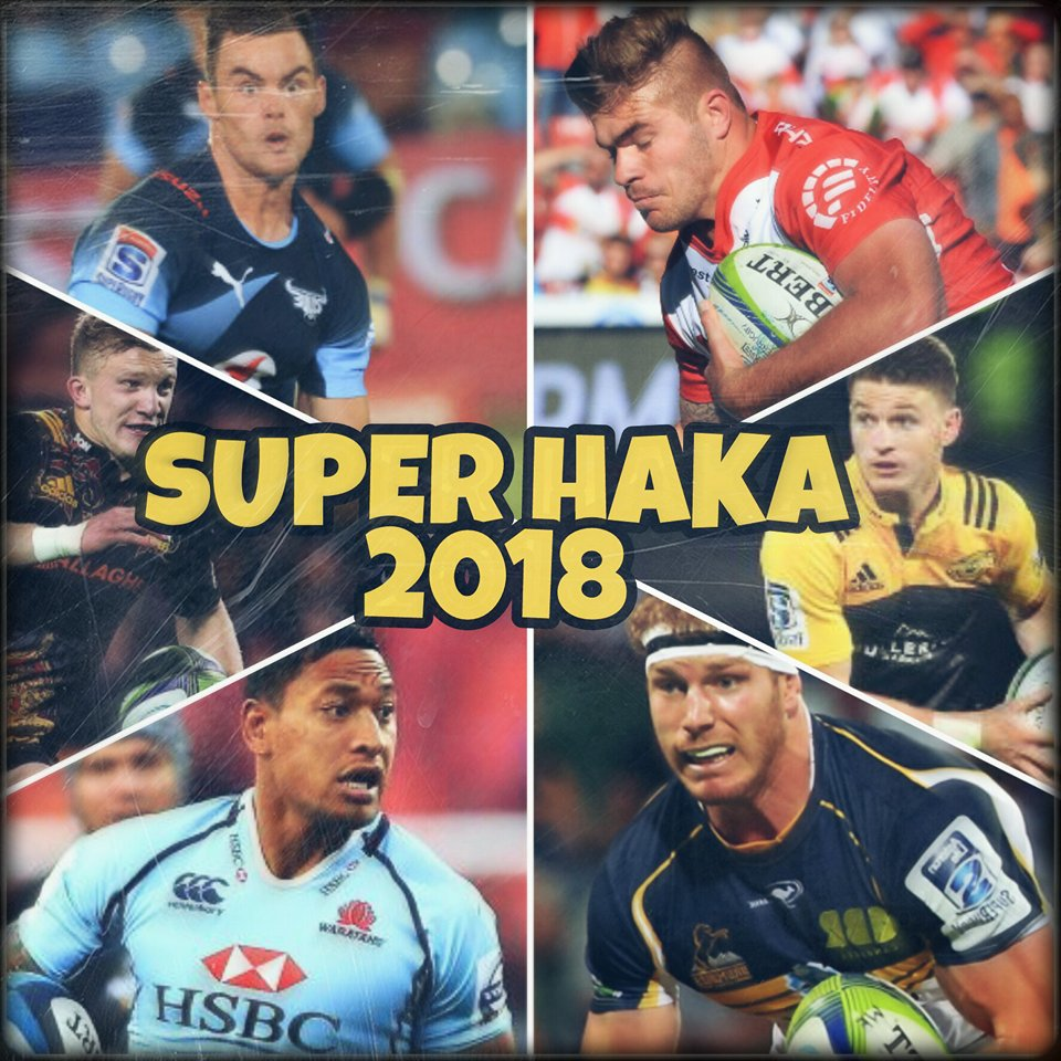 The Highlanders Jamie Mackintosh Tackles The Blues Peter: DRAW RESULTS: Super Haka 2018